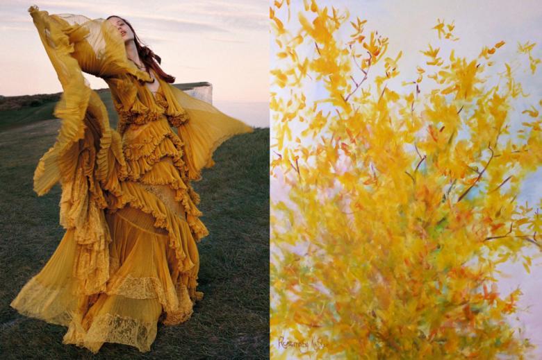 ağaç elbise