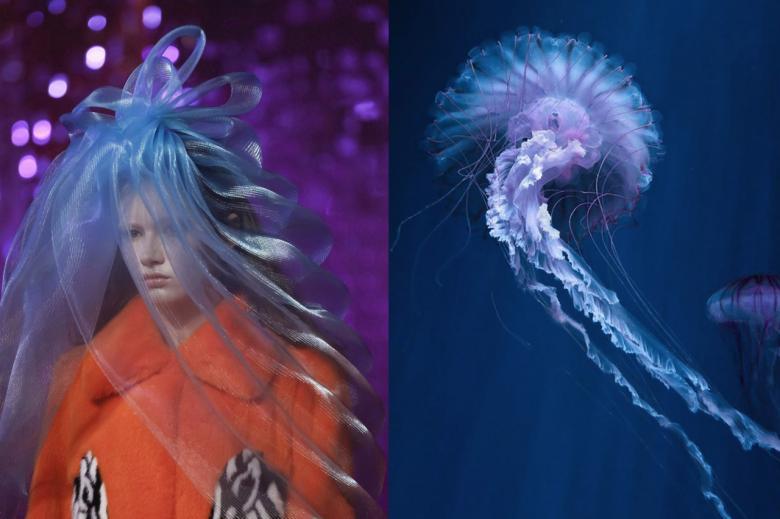 okyanus kıyafet tasarımı