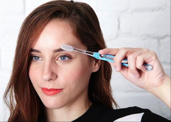 diş fırçasıyla ne yapılır