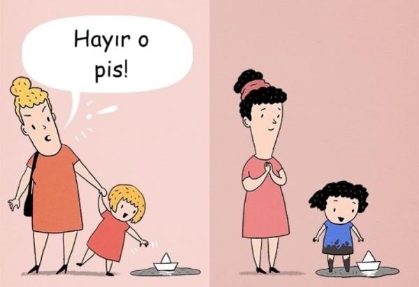 annelik eğitimi anne çocuk ilişkisi