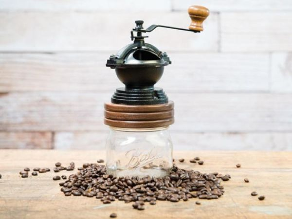 tuhaf hediyeler kahve öğütücü