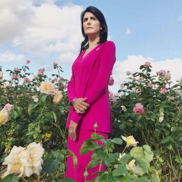 ilk hintli kadın vali