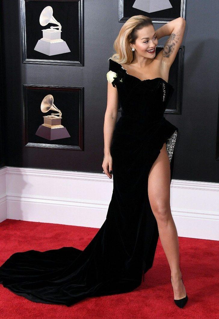 Rita Ora Grammy Ödül Töreni Kıyafeti