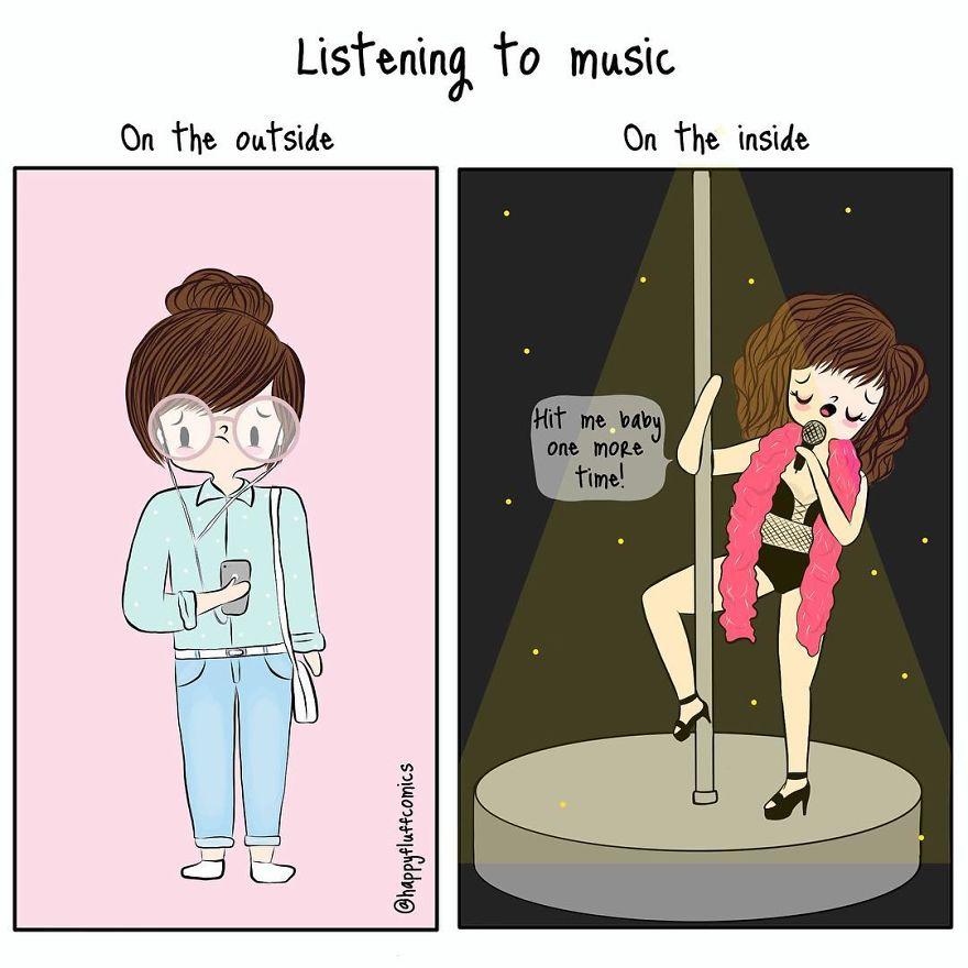 kadınlara özel sorunlar müzik