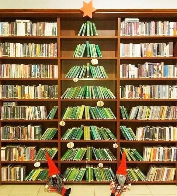 kitap ağacı
