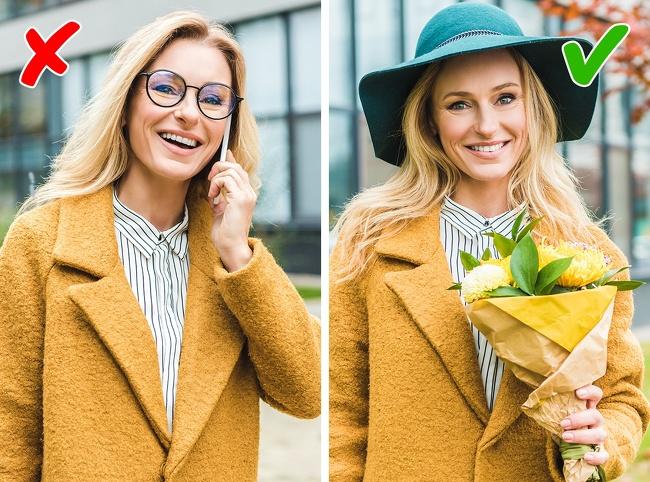 genç görünmek için gözlük yerine lens takın