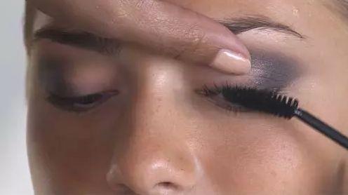 ameliyatsız badem göz makyajı