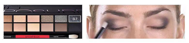 badem göz makyajı nasıl yapılır