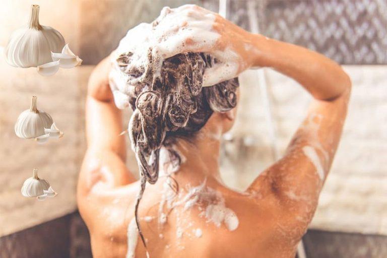 Evde sarımsaklı şampuan nasıl yapılır