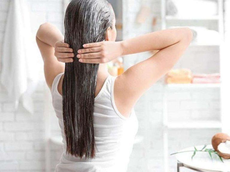 Hindistan cevizi yağı saç bakımı