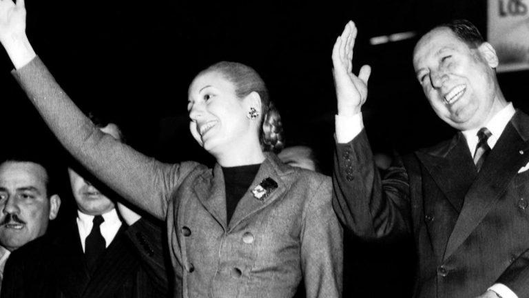 Eva Peron kimdir hayatı