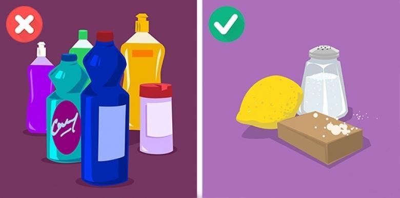 Doğal çamaşır deterjanları