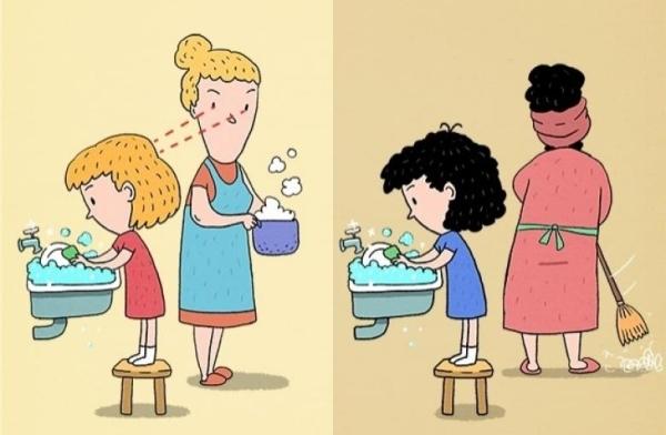 anne çocuk eğitimi güven