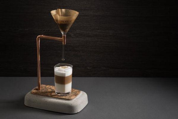 ilginç hediyeler kahve makinesi