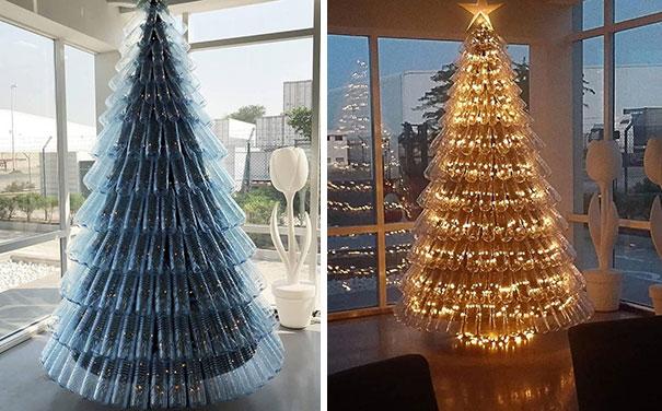 ışık süslemeli çam ağacı modelleri