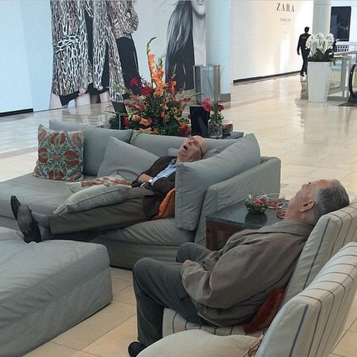 alışveriş erkekler