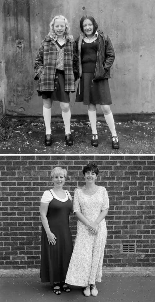 gençlik yaşlılık fotoğrafları