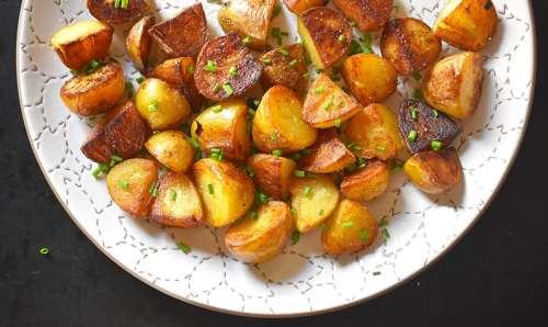 zararsız patates kızartması tarifi