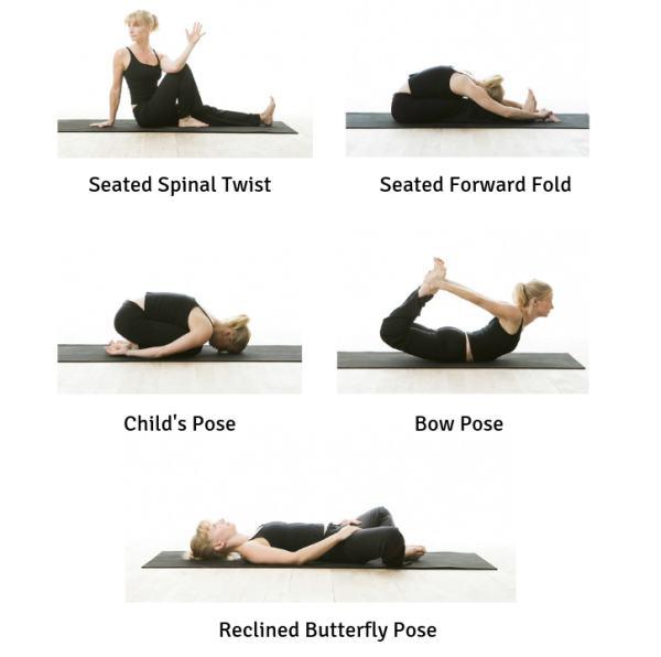 Regl ağrısına iyi gelen hareketler