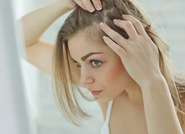 Saç dökülmesi nasıl önlenir evde