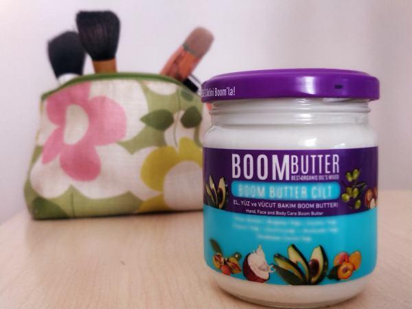 Boom butter cilt bakım yağı faydaları